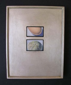 Diptych by Mary Hart